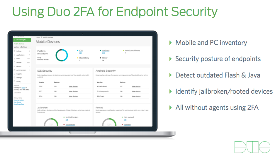 Duo for Endpoint Security