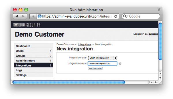Announcing Duo's Two-Factor Authentication for Unix   Duo