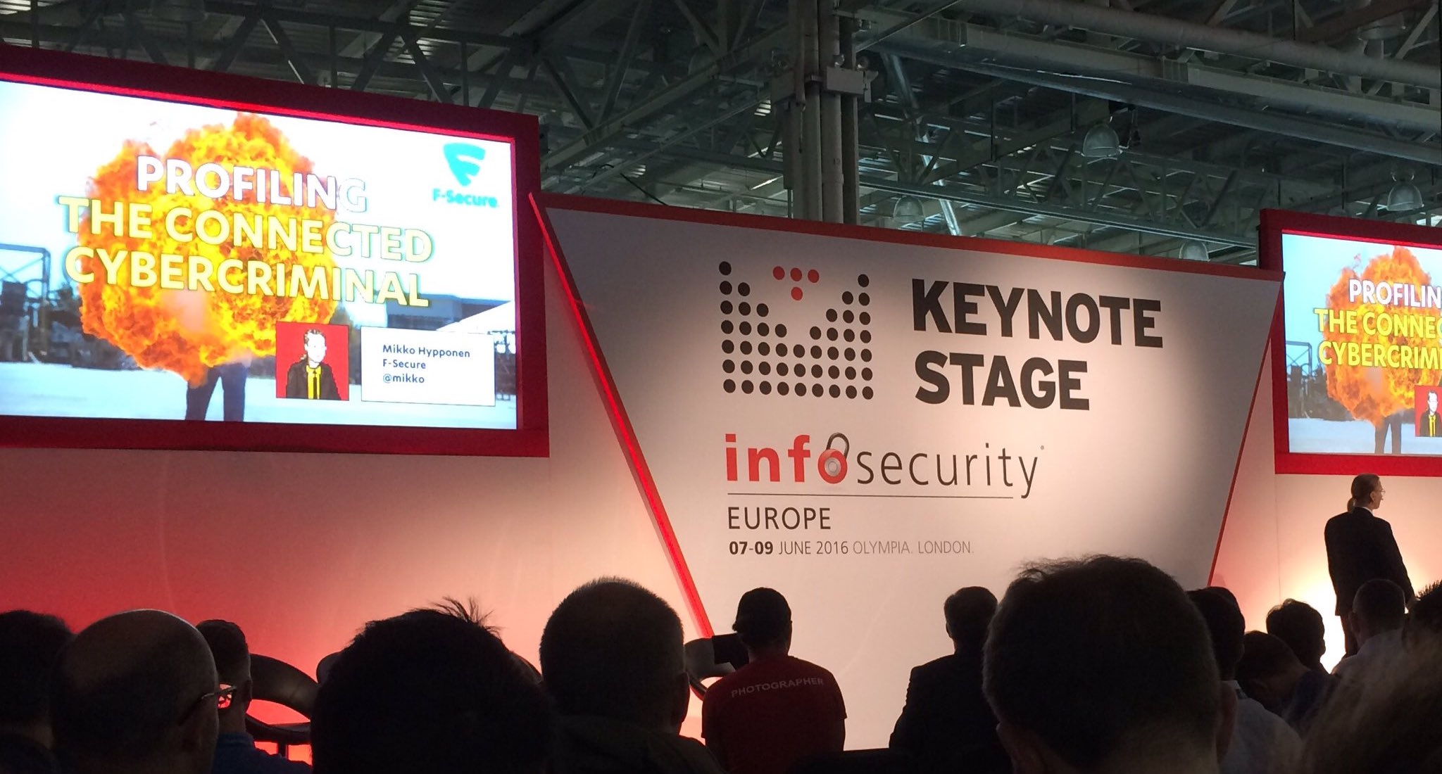 InfoSecurity Europe: Connecting the Cybercriminal