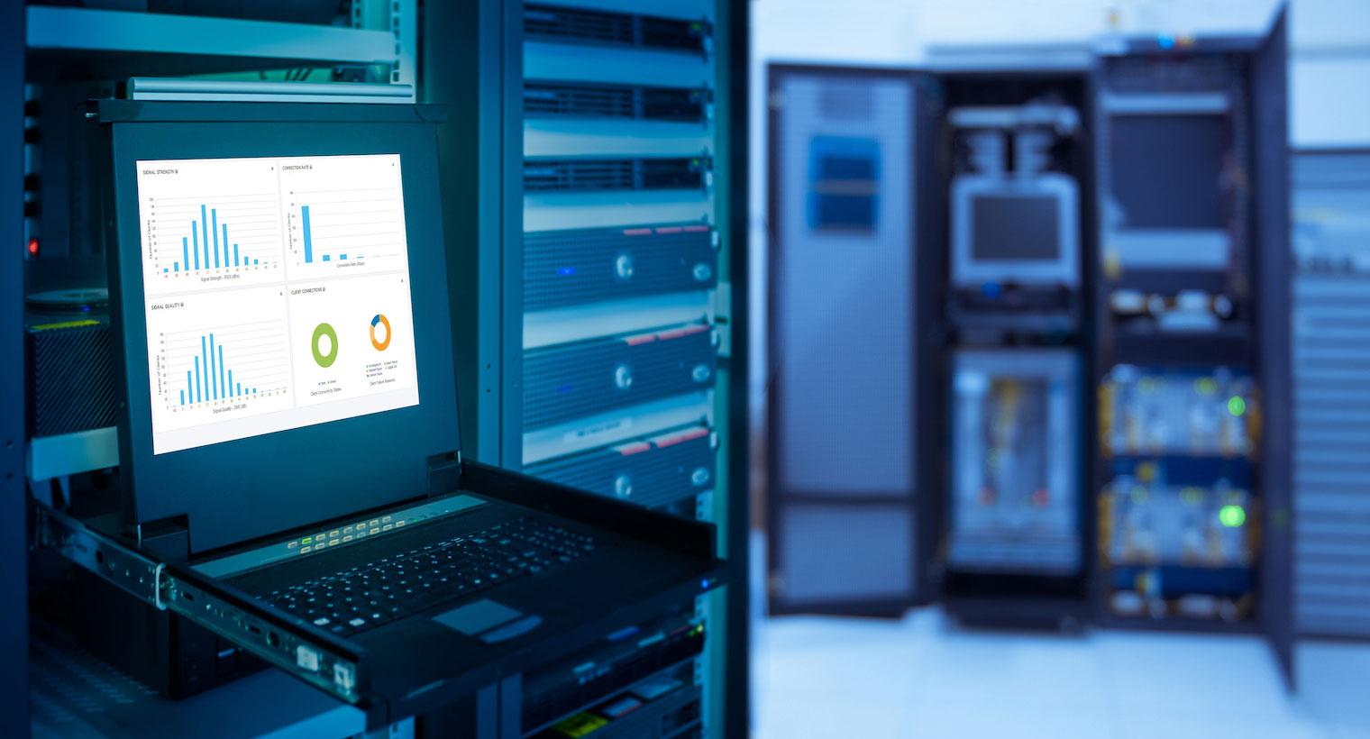 Data recovery data center