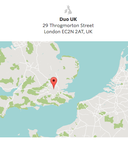 Duo Security's UK Office