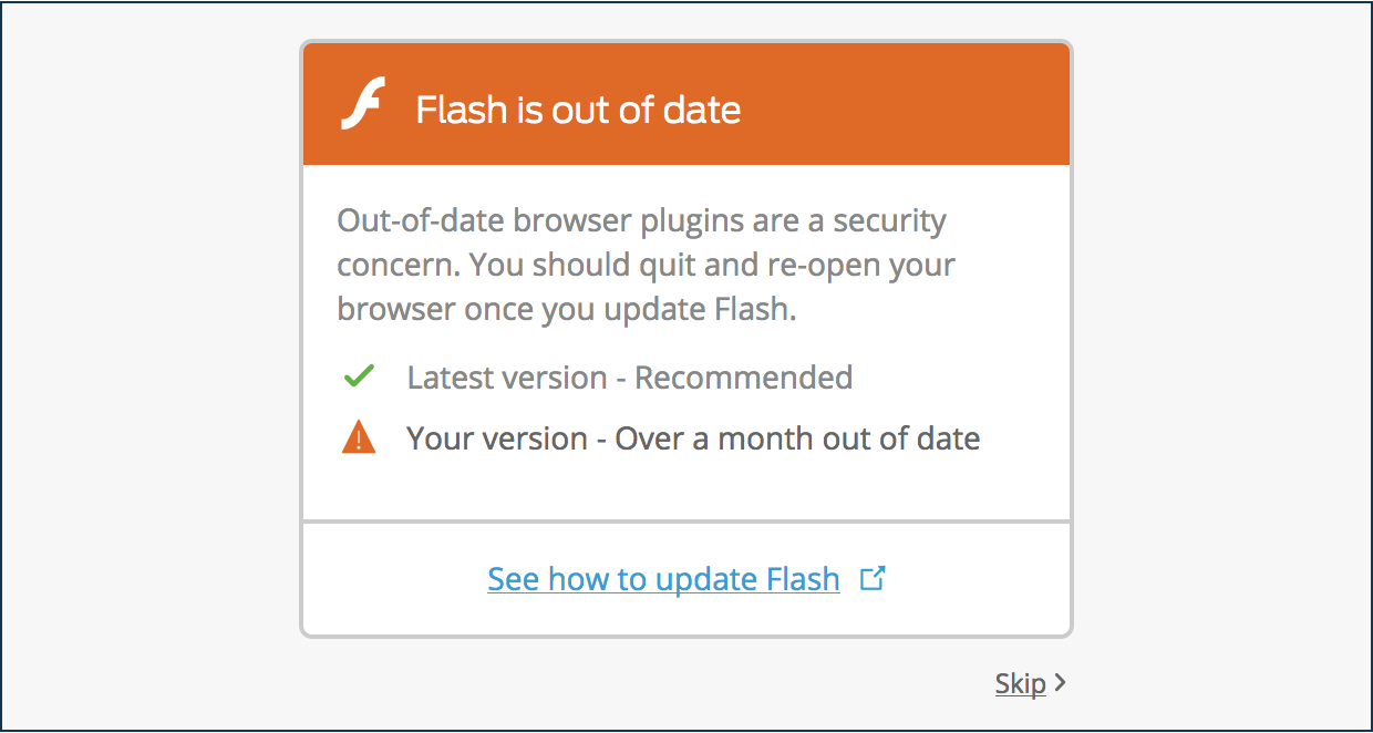 Flash - Duo Self-Remediate Policy for SSO