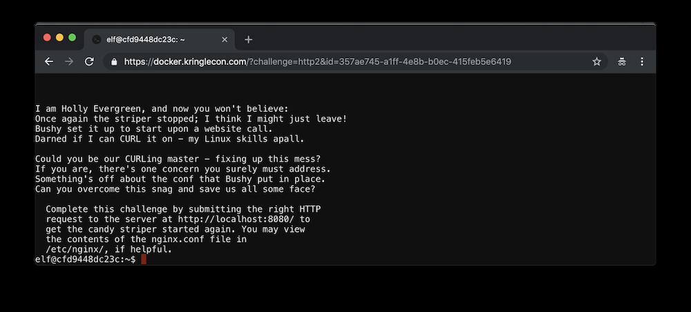 SANS Holiday Hack 2018 Writeup | Duo Security