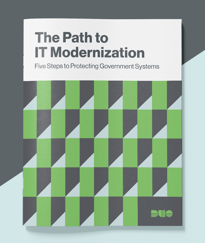 Path to IT Modernization