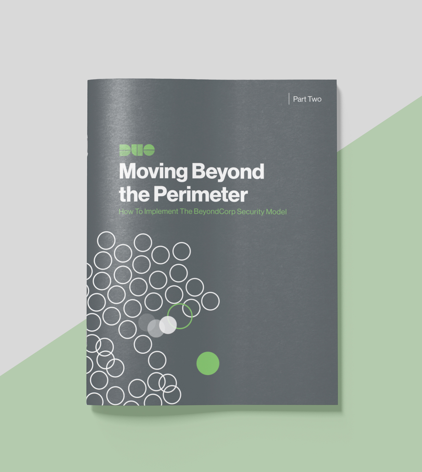 Moving Beyond the Perimeter: Part 2 Cover