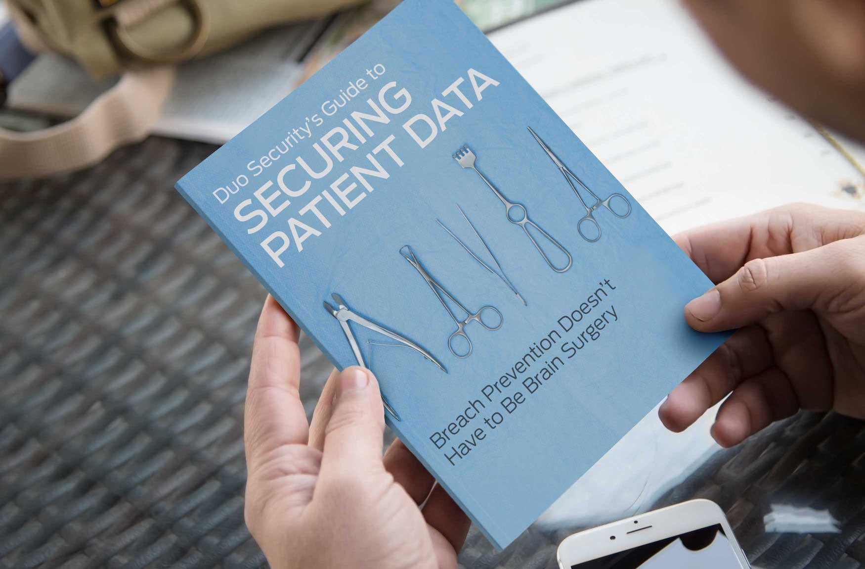 Duo's Guide to Securing Patient Data