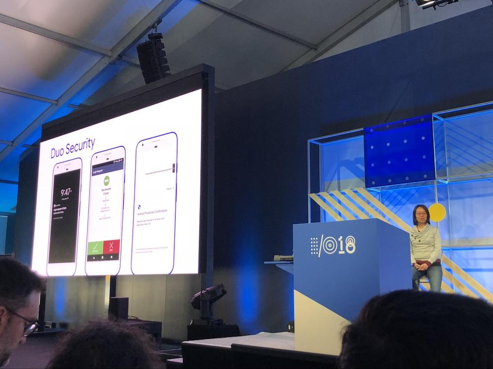 Duo Mobile Google I/O