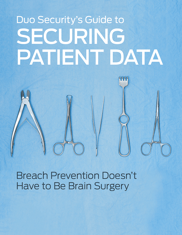 Guide to Securing Patient Data