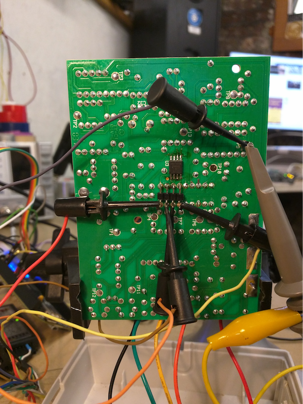 Wired Logic Analyzer