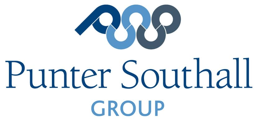 The Punter Southall Group logo