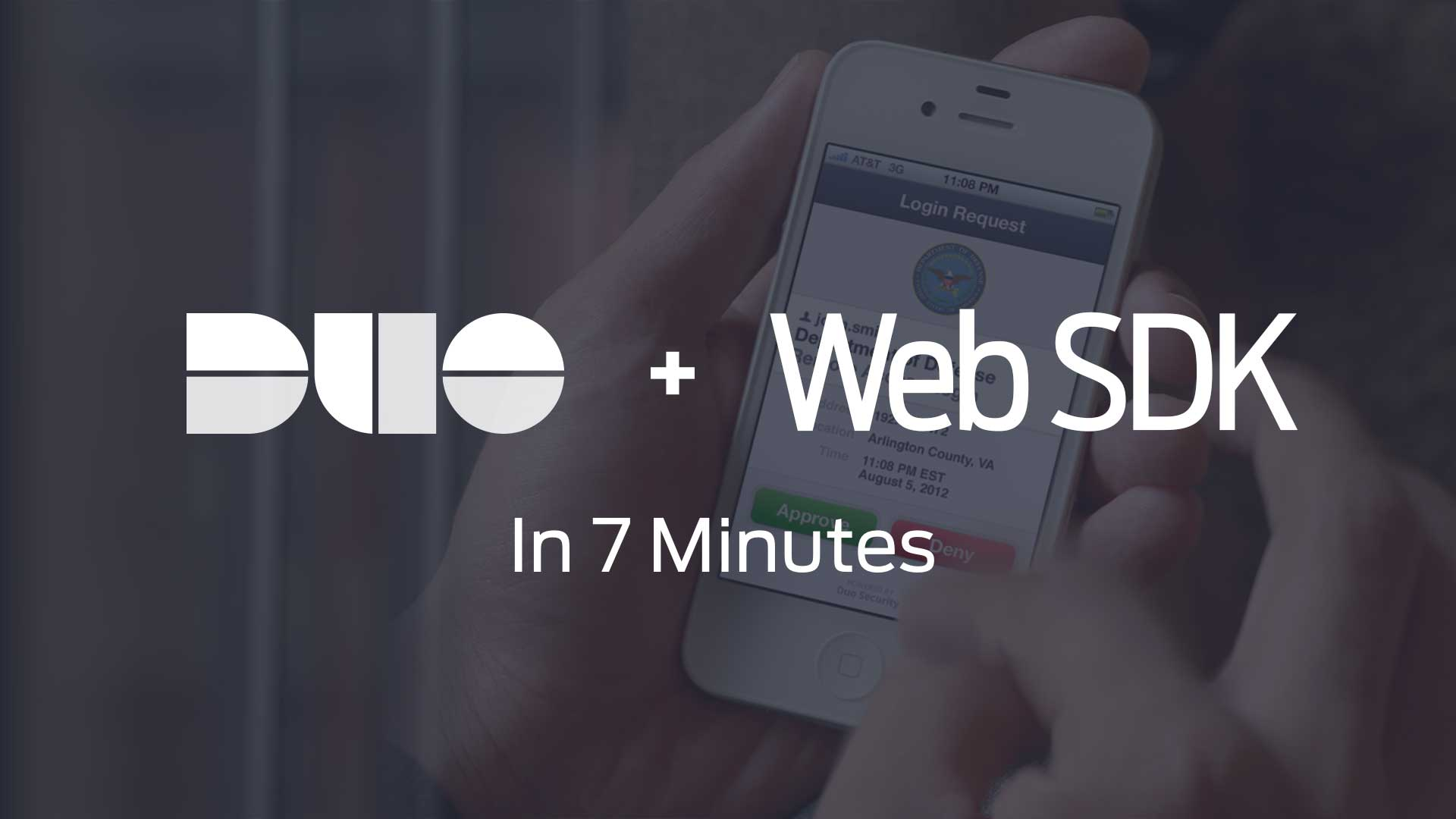Duo Web Two-Factor Authentication for Your Web Application