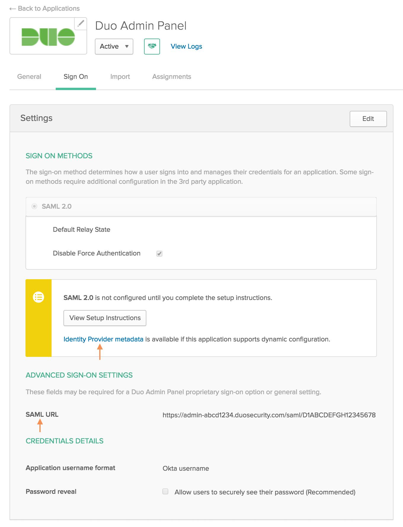 Managing Duo Administrators | Duo Security