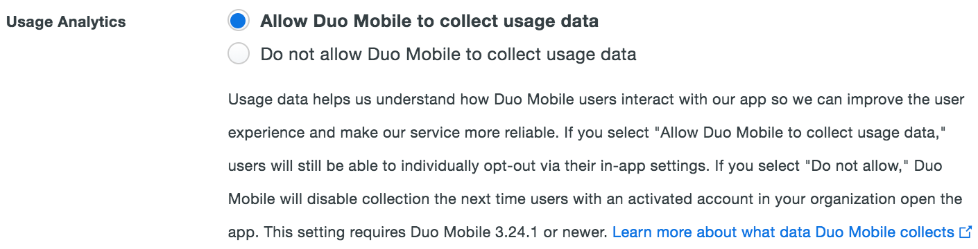 Duo Mobile App Usage Analytics