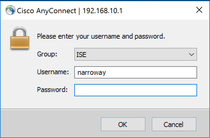 ISE Authentication Policy