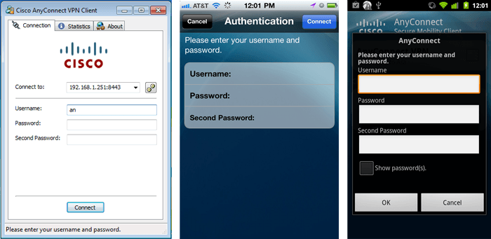 Two-Factor Authentication for Cisco ASA SSL VPN - FAQ | Duo