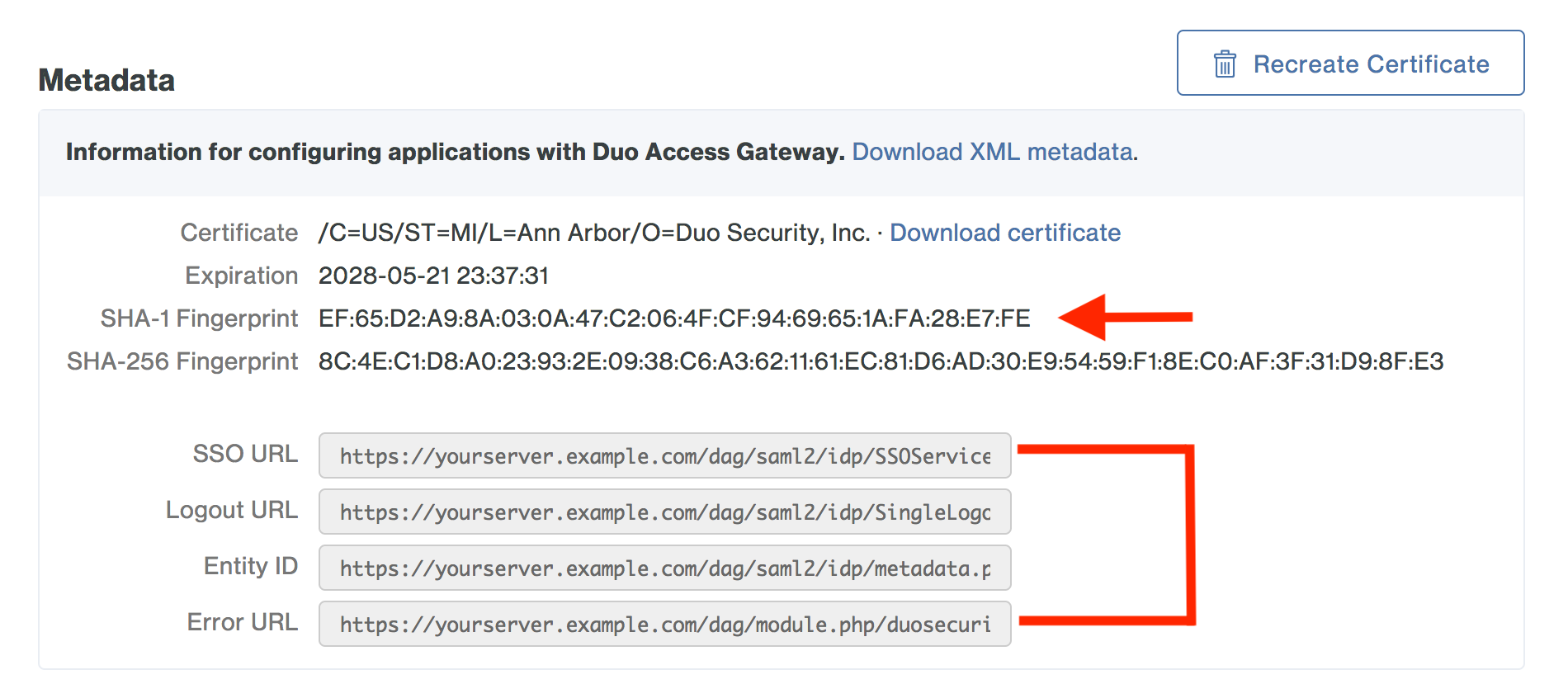Duo Protection for Meraki | Duo Security