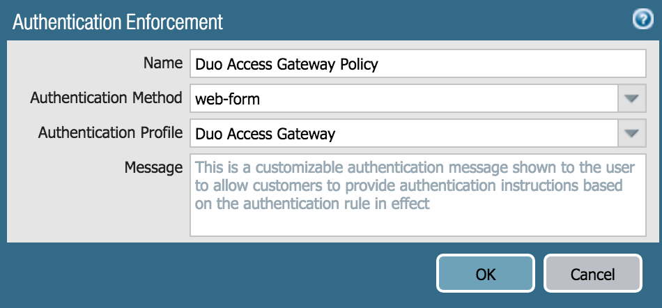 Duo Protection for Palo Alto Networks SSO | Duo Security