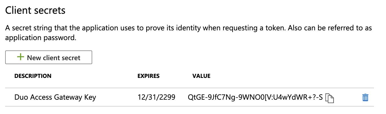 Duo Access Gateway for Windows Duo Security - mandegar info