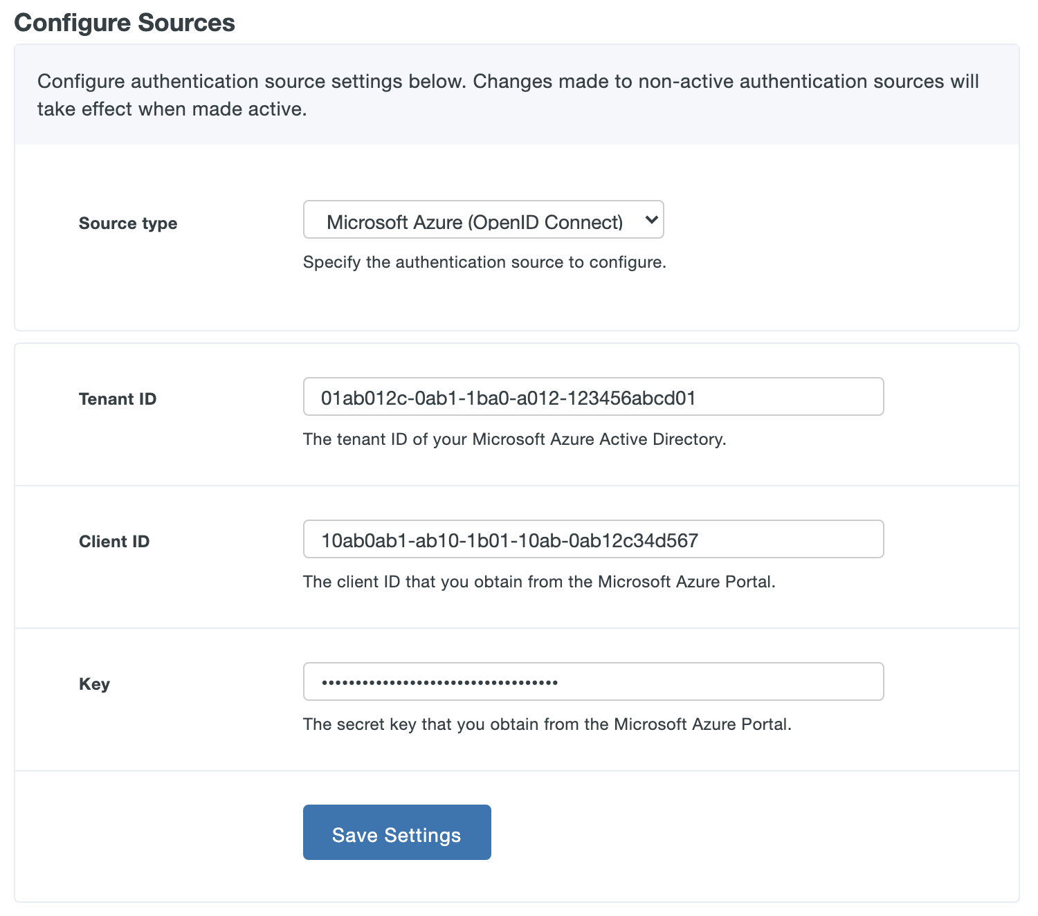 Configure Azure OIDC Connection