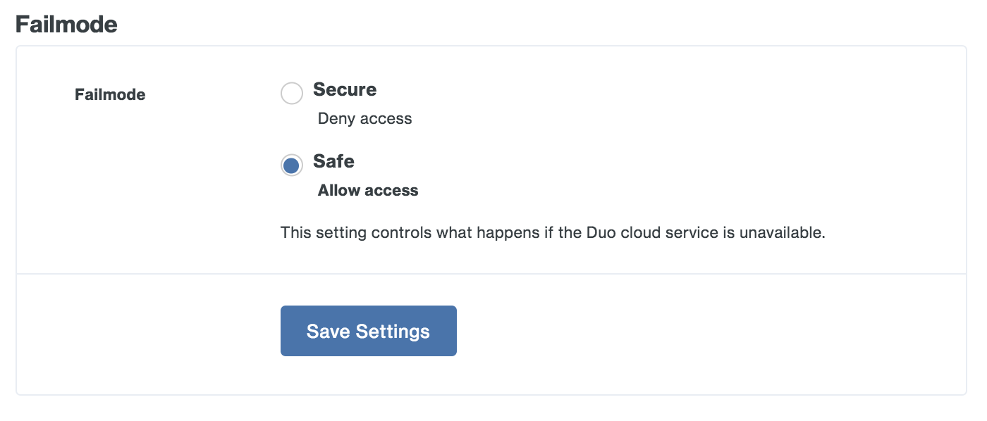 Duo Access Gateway for Linux   Duo Security
