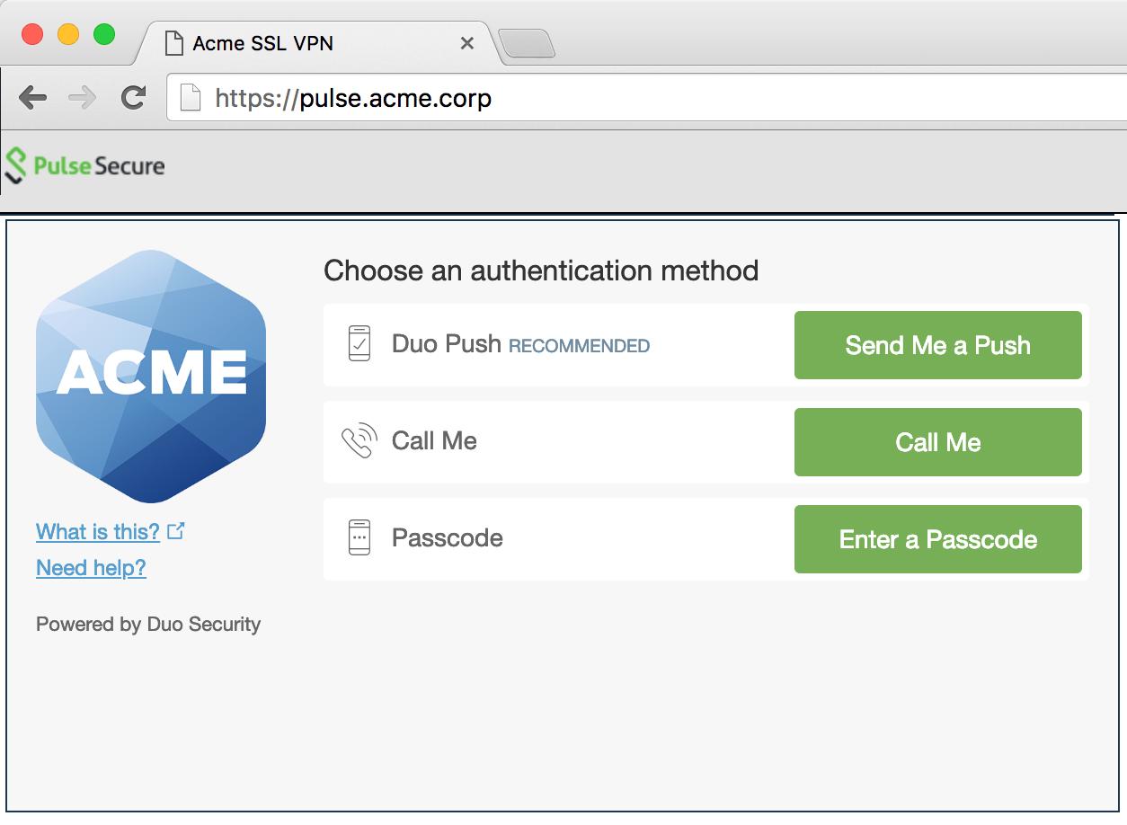 Pulse Connect Secure SSL VPN - LDAPS