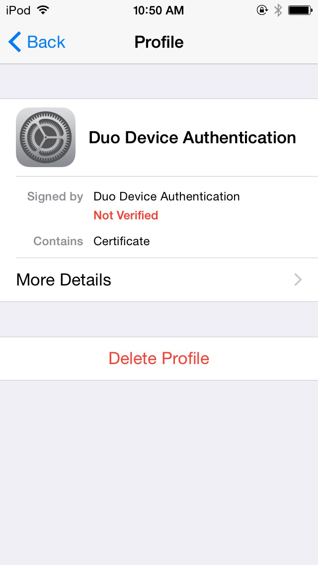 Manual Endpoint Certificate Deployment | Duo Security