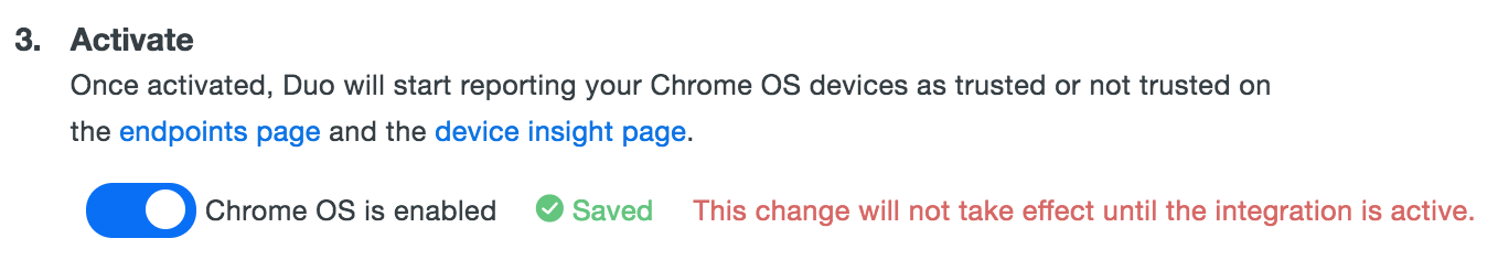 Enable Manual Enrollment for Chrome OS