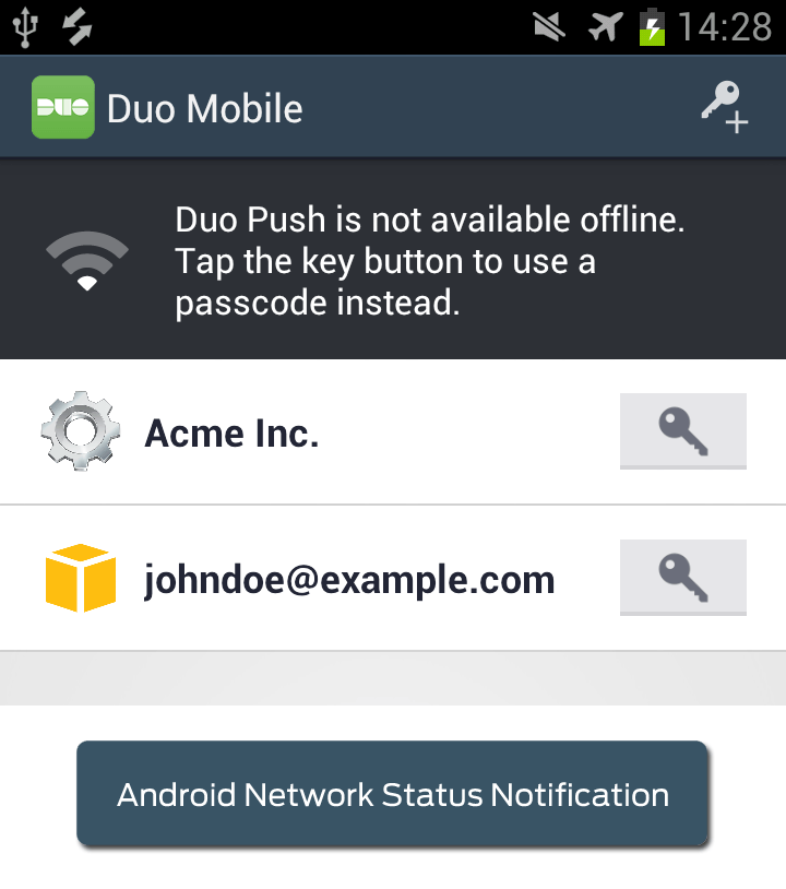 Duo Mobile 3 4 Update for iOS & Android | Duo Security