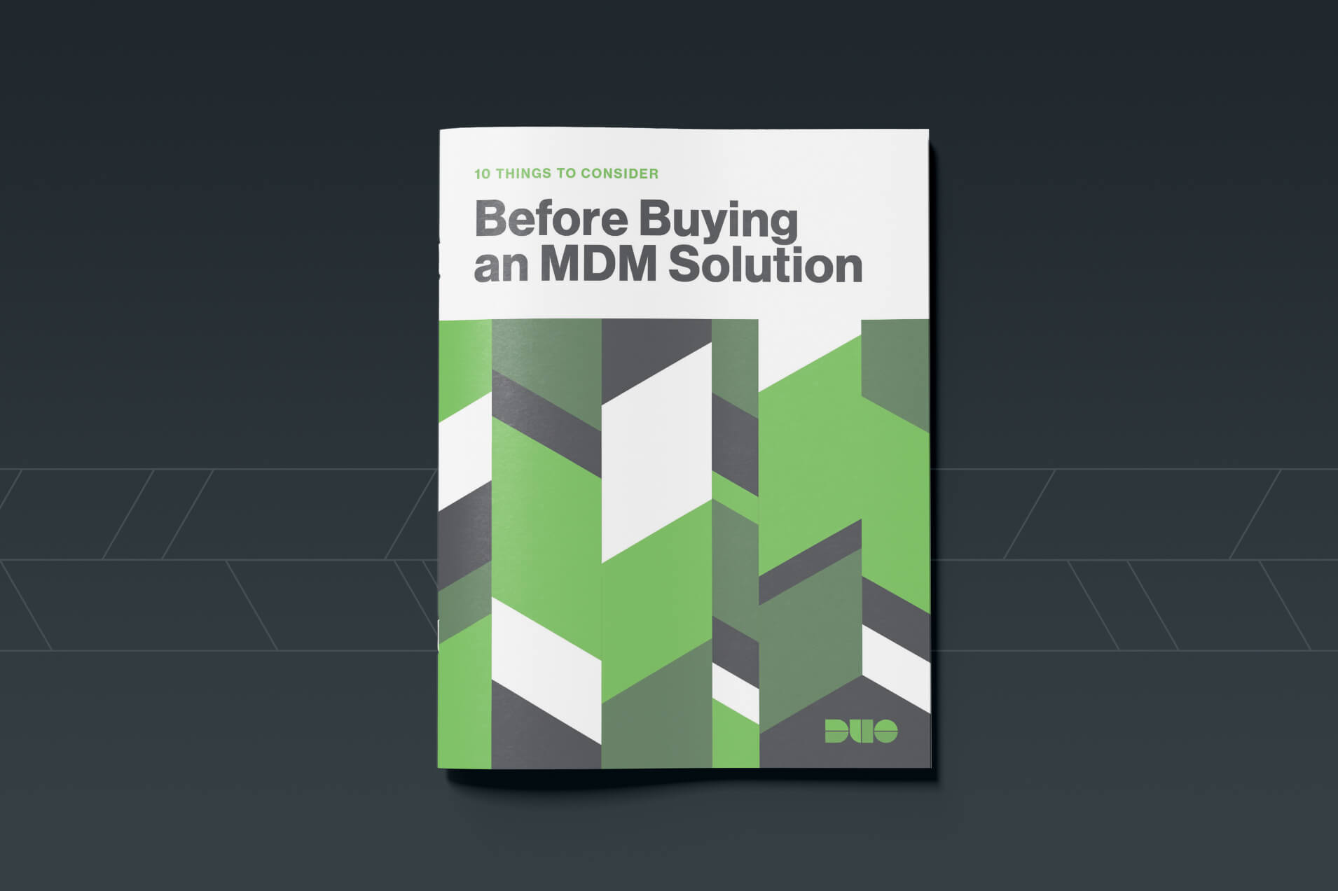 10 Things to Consider Before Buying an MDM Solution | Duo
