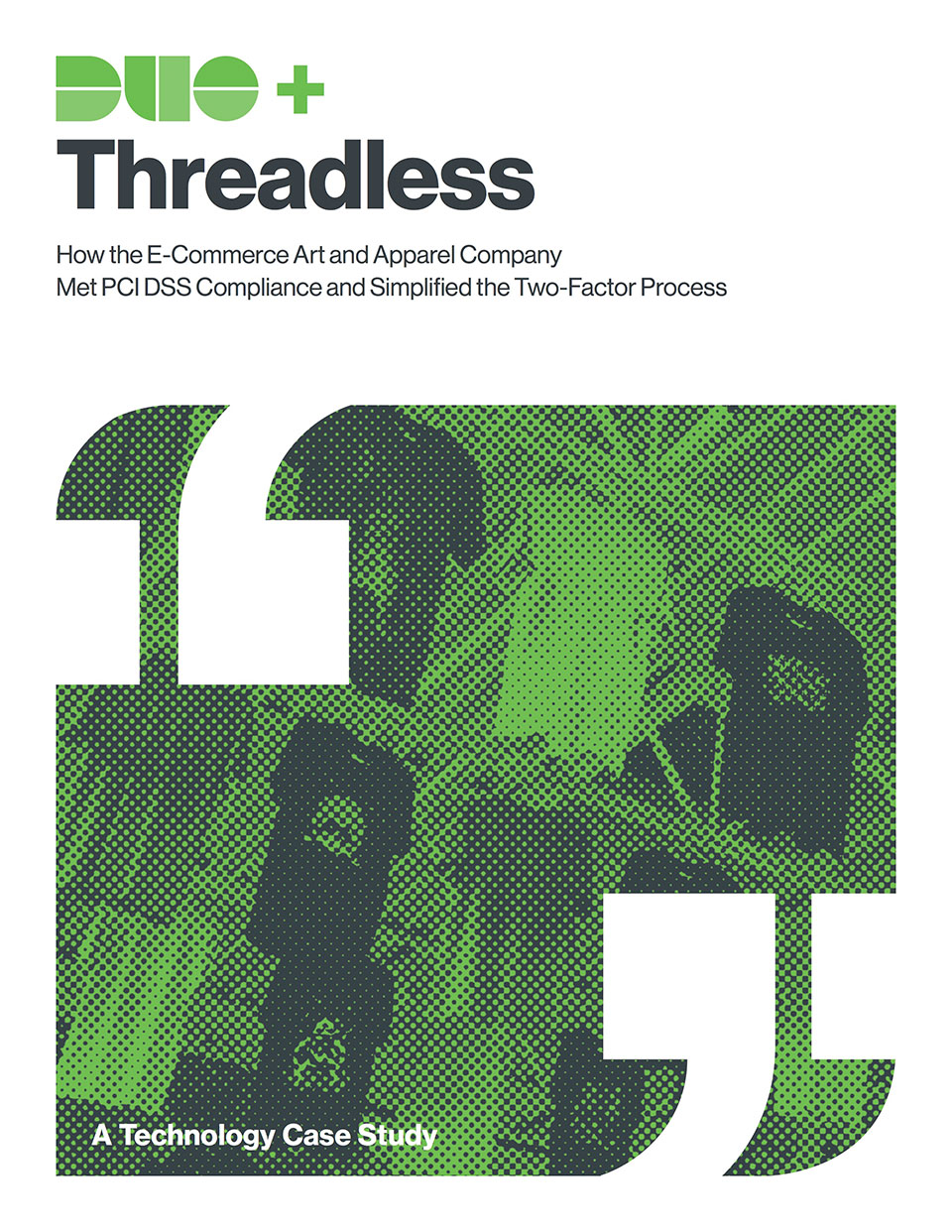 threadless case study Threadlesscom, the online, chicago-based t-shirt company, was not your typical  fashion apparel company the company, run by jake nickell, jacob dehart,.