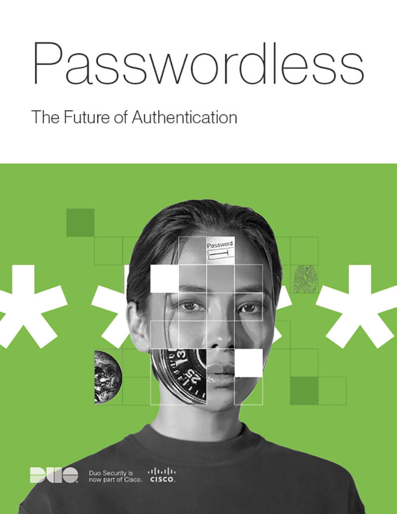 Cover of Passwordless: The Future of Authentication eBook