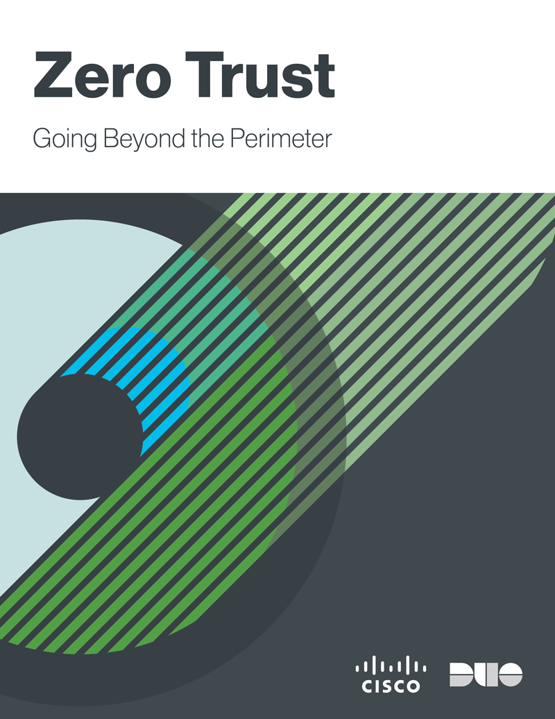 Cover of Zero Trust: Going Beyond the Perimeter eBook