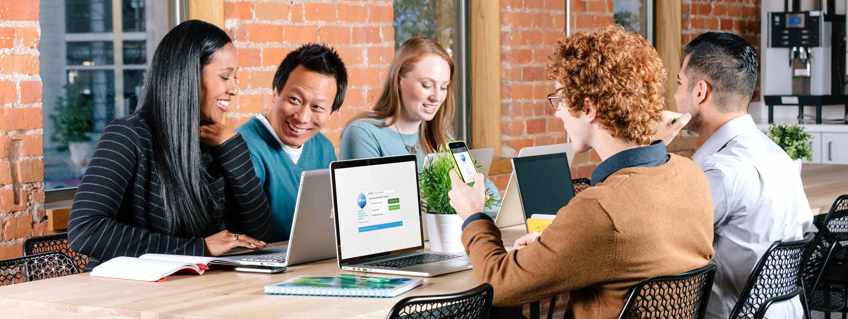 Anwendung On Duo Push Fur Die Zwei Faktor Authentifizierung Wahrend Eines Meetings