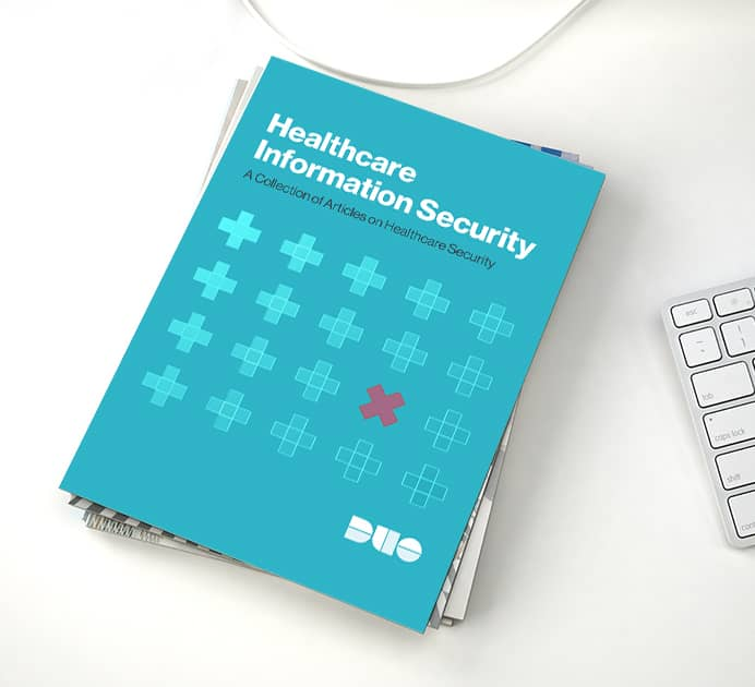 Ebook - Healthcare Information Security Guide