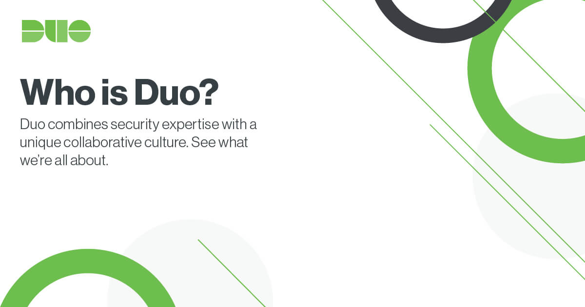About Duo | Duo Security