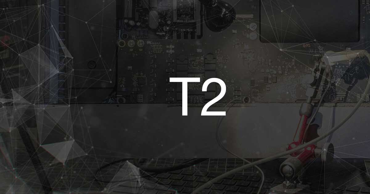 Deciphering the Messages of Apple's T2 Coprocessor | Duo