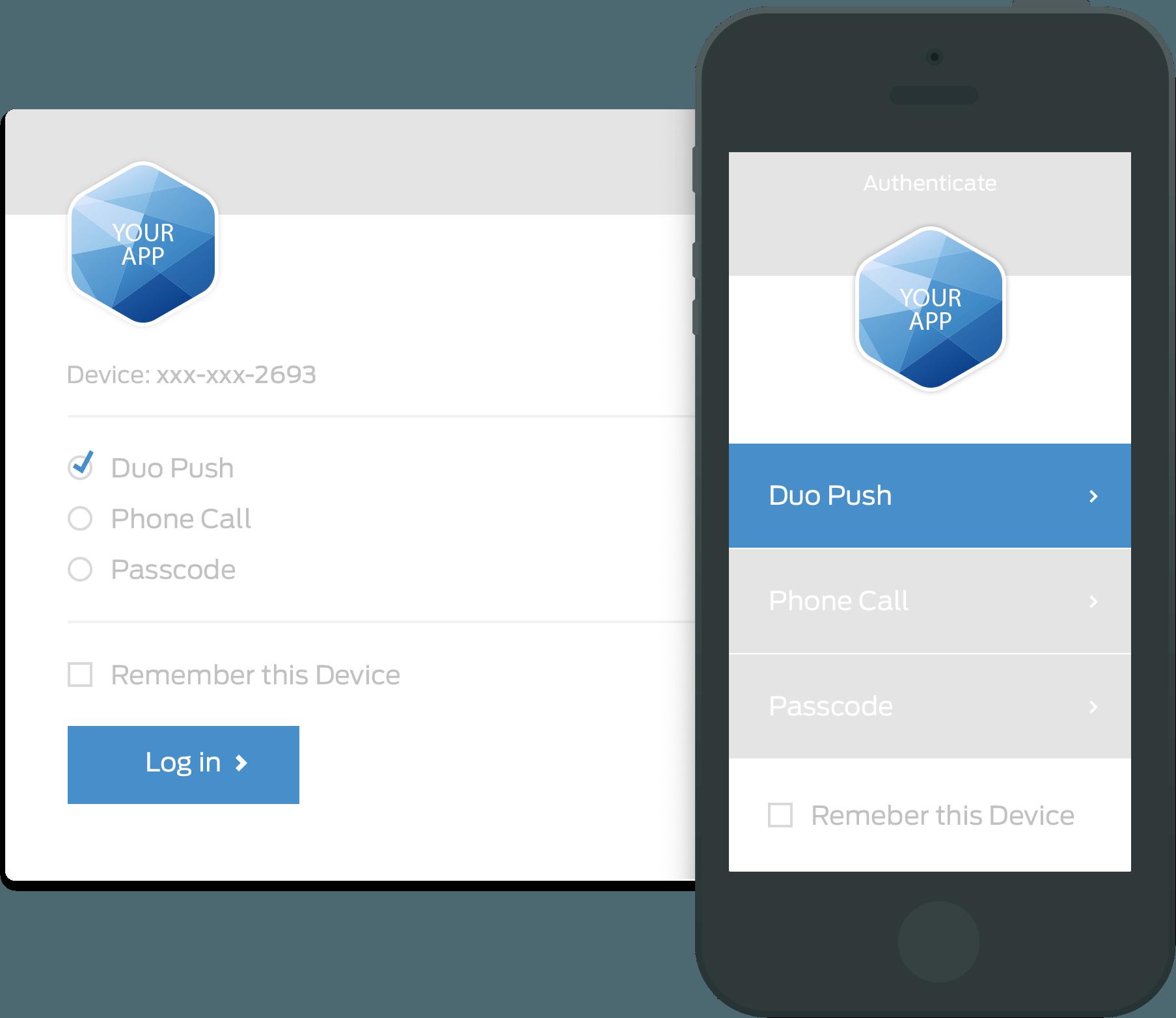Duo API: Protect Custom Applications | Duo Security