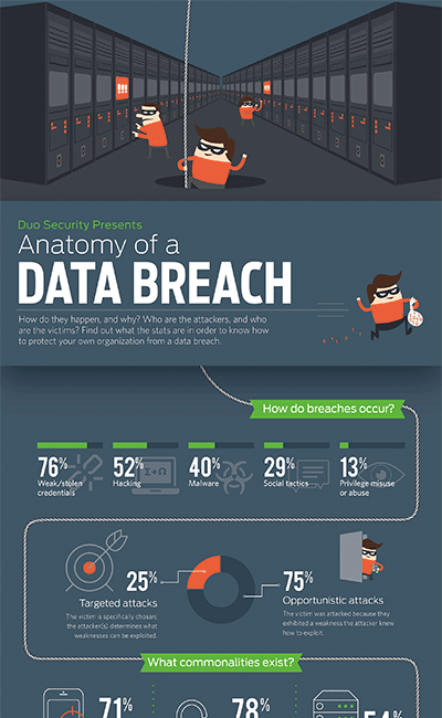 Infographics Duo Security